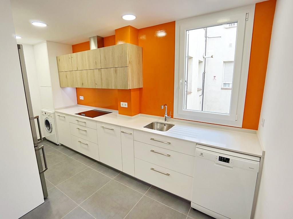 Reforma de vivienda<br /> CHAMBERÍ | MADRID