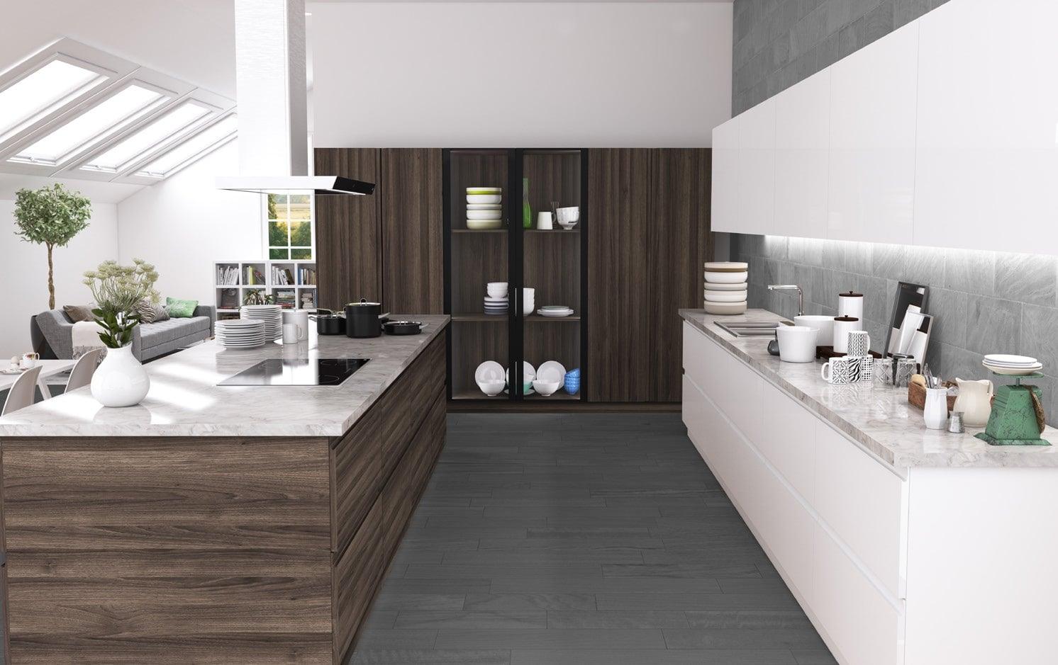 Cocina Calidad y diseño