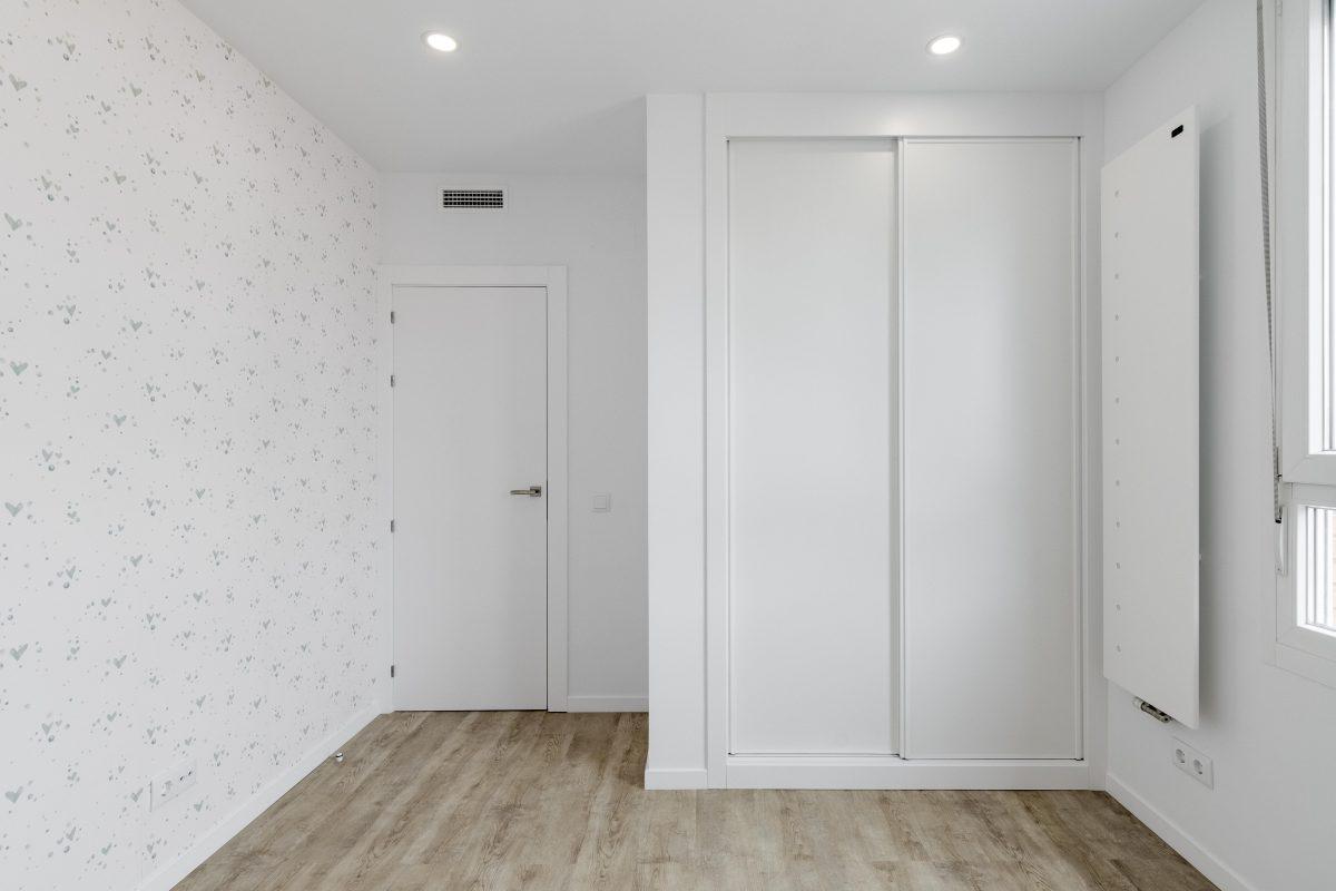 Reforma general de vivienda Madrid